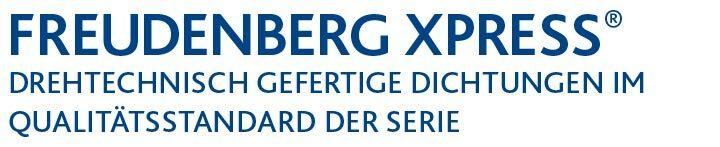 Freudenberg Xpress Banner